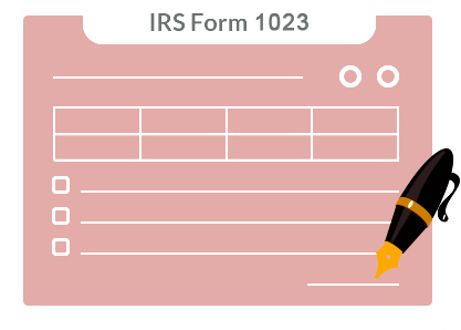 IRS Form 1023